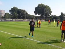 Pavlidis terug op trainingsveld bij Willem II