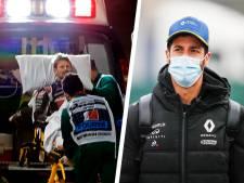 """""""Je suis dégoûté"""": le coup de gueule de Ricciardo après la diffusion """"en boucle"""" de l'accident de Grosjean"""