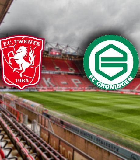 Blijft FC Twente in eigen huis tegen FC Groningen ongeslagen?