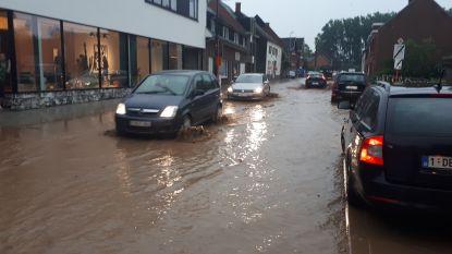 Ook vandaag code oranje: KMI waarschuwt voor hagel, bliksem en wateroverlast