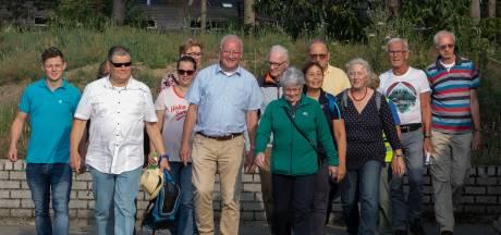Valkenswaardse wandelclub loopt om om diabetes onder controle te houden