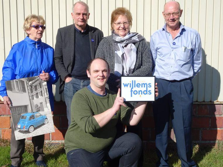 Het nieuwe Willemsfonds.
