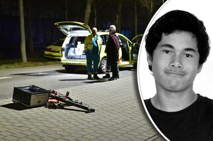 Ruiz Meijer kwam om het leven na het ongeluk op de Amsterdamsestraatweg