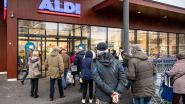 Man terecht voor bespuwen kassierster bij Aldi in Kuurne
