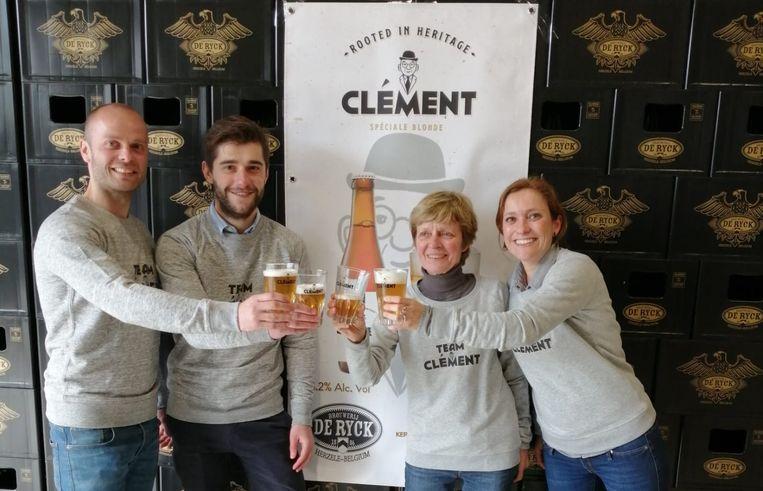 Met een nieuw bier en een nieuwe generatie brouwers is de toekomst van brouwerij De Ryck verzekerd.