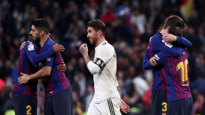 El Clásico: Real Madrid - FC Barcelona.