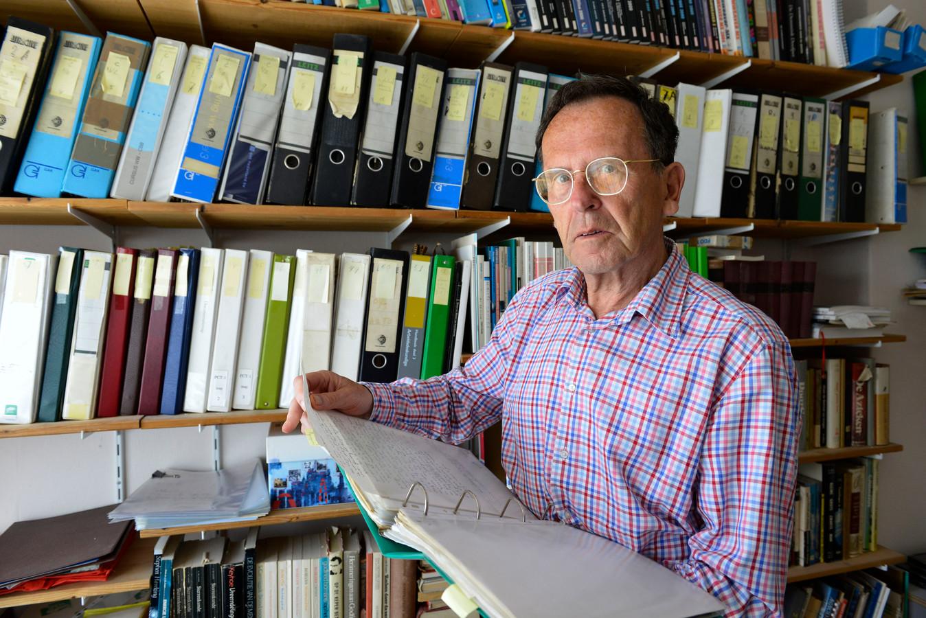Frits Veerman onthulde in de jaren 70 een spionage bij Urenco Almelo; Pakistan kon daardoor een atoombom maken.