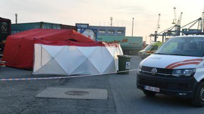 Trucker rijdt collega dood en vervolgt weg