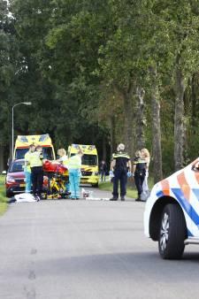 Man zwaargewond bij ongeluk met elektrische tandem in Vaassen