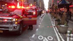 Poging tot terreuraanslag in New York: man gearresteerd, vier gewonden