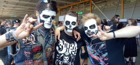 Van geschminkte metalheads tot Trump-opblaaskippen: Dynamo Metal Fest is nu al een traditie in Eindhoven