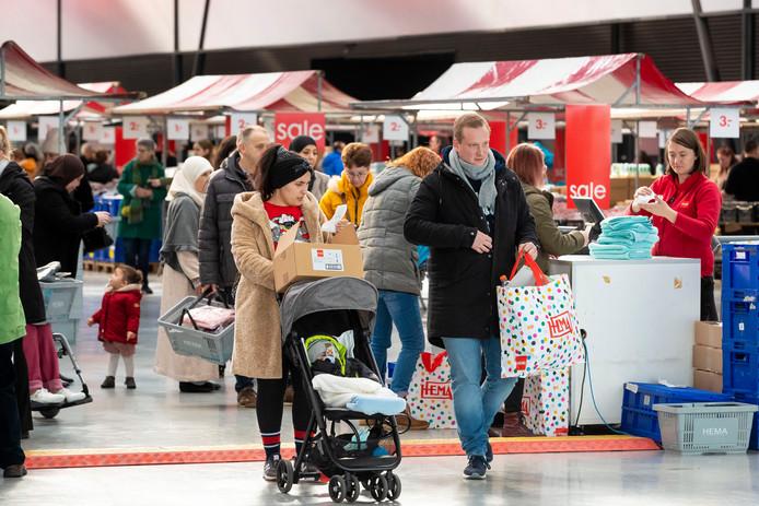 De HEMArkt trok veel bezoekers.