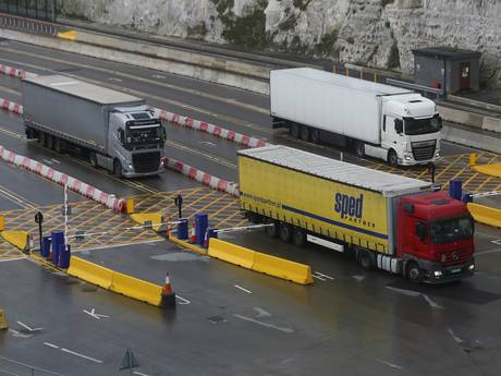 39 doden gevonden in container op vrachtwagen in Engelse plaats Grays