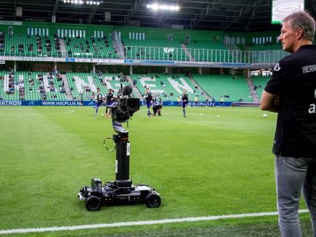 'Eredivisie Comeback' nog niet razend populair, maar eerste tests met publiek verlopen probleemloos