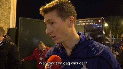 """VIDEO. Wat deden Clubspelers tijdens vorige zege op Anderlecht? """"Ik lag als zesjarige waarschijnlijk in mijn bed"""""""