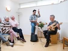 Muziek bi'j De Naobers trekt volle huiskamers