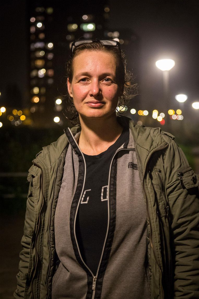 Christel Schuurman (46) Beeld Tammy van Nerum