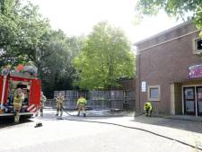 Brandstichting in voormalige dansschool in Rosmalen