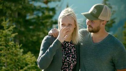Tranen in 'Boer Zkt. Vrouw': Evelyn wil geen afscheid nemen van Bjorn
