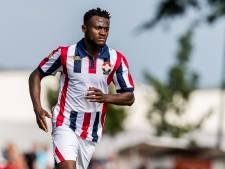 Asumah Abubakar blijft maar scoren voor Willem II