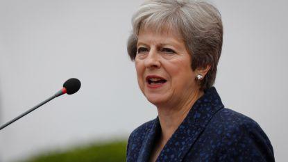 """Britse premier May: """"Nieuw referendum zou verraad van de democratie zijn"""""""
