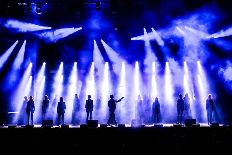 Scala en Kolacny Brothers treden op tijdens de Arena Zomerconcerten.