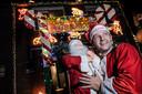 Zoek de echte kerstman!
