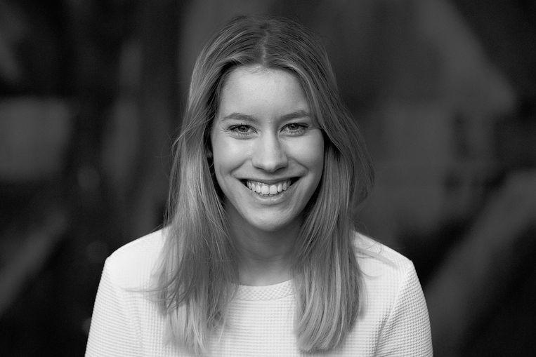 Lotte Schipper, voorzitter van het CDJA, de jongerenafdeling van het CDA Beeld Dirk Hol