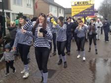 Carnavalsoptocht Helvoirt voor het eerst in de geschiedenis afgelast vanwege het weer