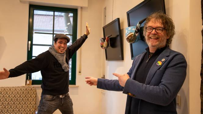 """Michael Peetermans krijgt vaste plaats in kunstgalerij MixArt: """"Op deze manier kunnen wij elkaar ondersteunen"""""""