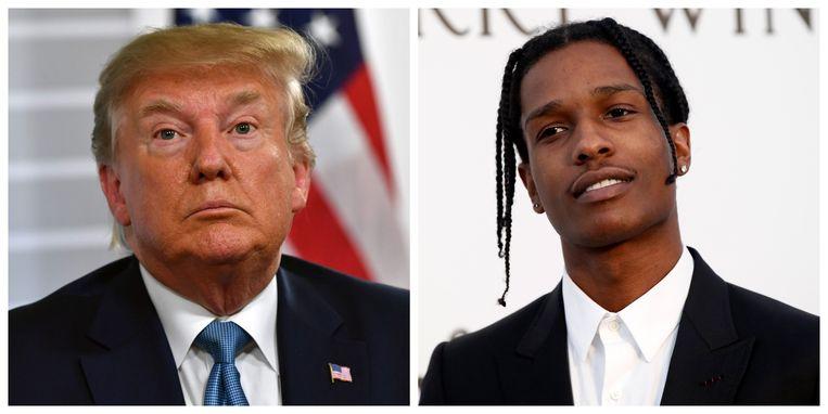 Donald Trump heeft veel moeite gedaan om A$AP Rocky vrij te krijgen, maar er niets voor in de plaats gekregen, zeggen zijn adviseurs.