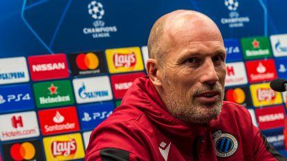 "Clement hoopt op ouderwetse Brugse Europese avond:  ""We gaan onze huid duur verkopen"""
