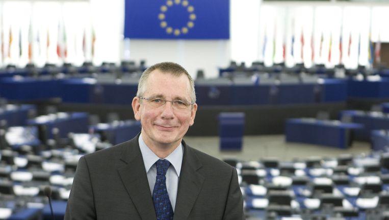 SP-Europarlementariër De Jong in 2009. Beeld anp