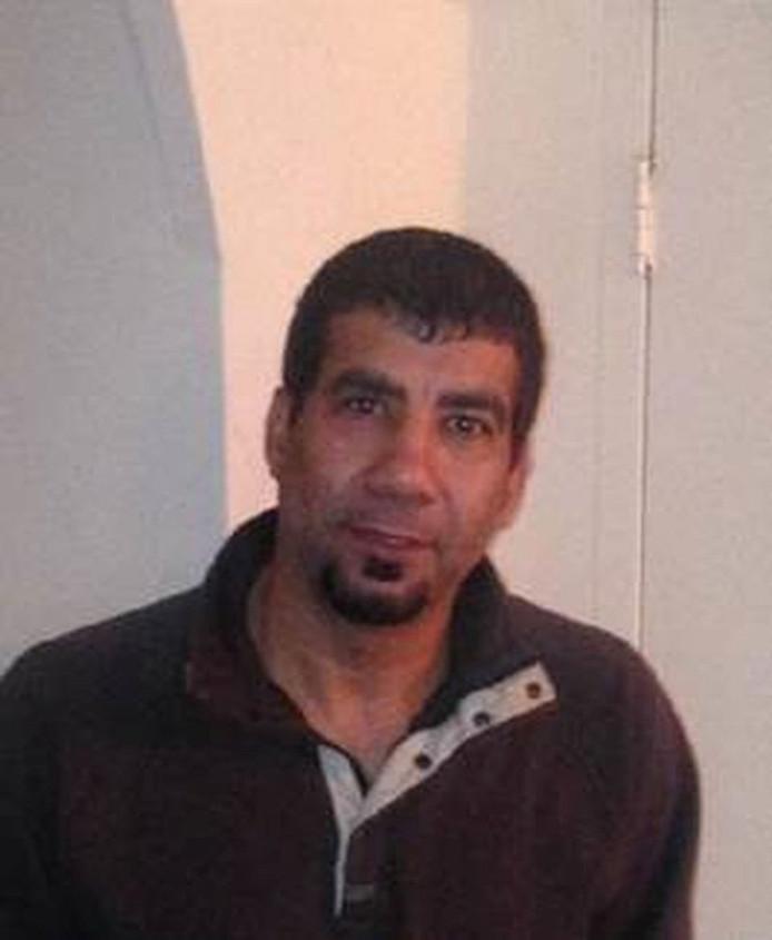 Slachtoffer Soroush Mahmudi.