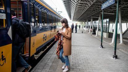 Stappen we straks in station Brecht trein op?