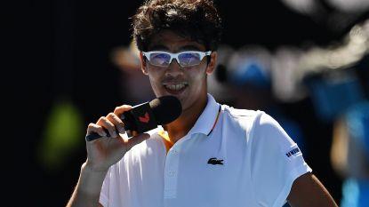 Zuid-Koreaan Chung verovert historische plek in halve finales en treft titelverdediger Federer