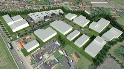 Deefakker West is nieuwe KMO-zone met bedrijfsverzamelgebouw