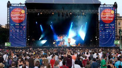 Brussels Summer Festival moet podium op Museumplein verhuizen naar La Madeleine