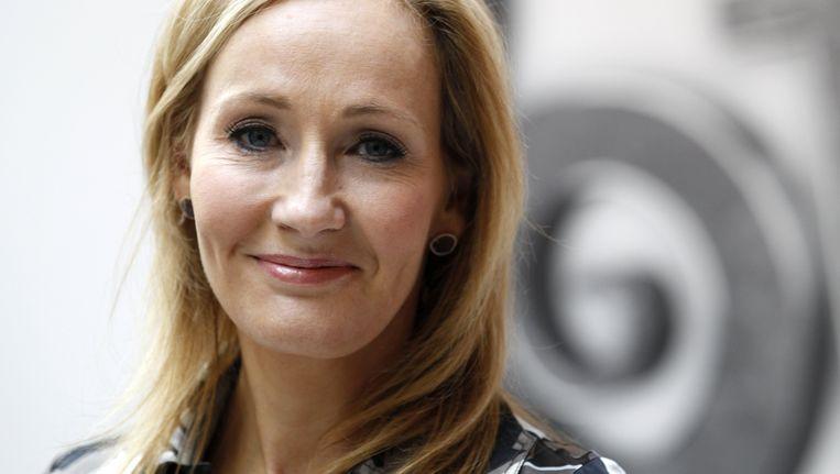 JK Rowling Beeld reuters