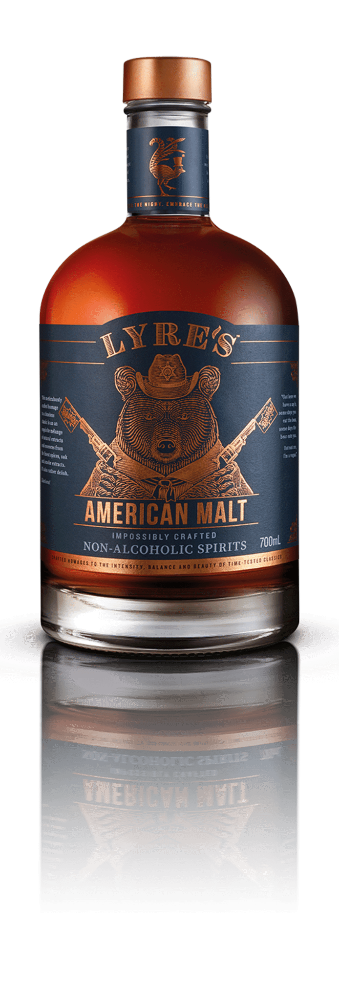 American Malt is de vervanger voor whisky