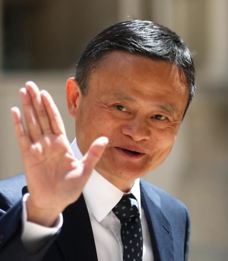 L'excentrique Jack Ma fait ses adieux à Alibaba