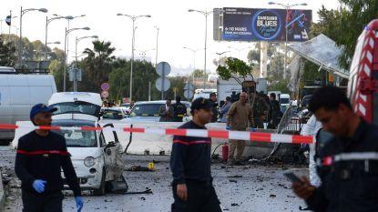 1 dode bij dubbele zelfmoordaanslag op Amerikaanse ambassade in Tunis