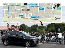 Veilige fietsstraat vervangt straks Schilderspad-route langs spoorlijn in Boxmeer
