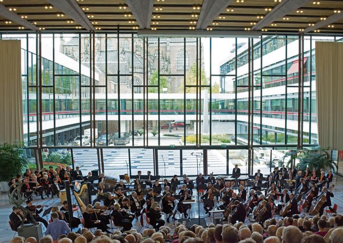 Arnhem Sinfoniëtta in de Stadhuishal op 27 september.