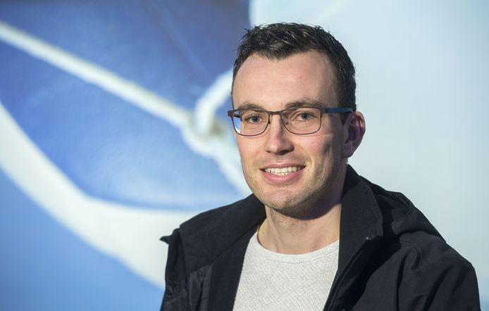 Roy de Vos blijft hoofdtrainer bij ATC.