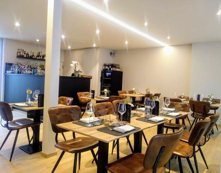 Bram en Jolien openden hun restaurant 'Hartig' in de Gasthuisstraat.