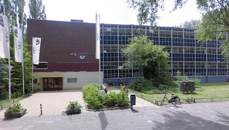 Het Nicolaas Lyceum in Zuideramstel laat slechts een beperkt aantal leerlingen met een havo-advies toe. Foto Google Streetview Beeld