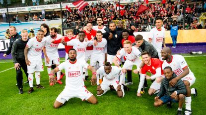 VIDEO: Standard countert Brusselse titeldroom aan flarden