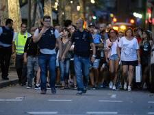 Drie Nederlandse gewonden in Barcelona