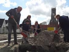 Officiële start bouwplan Agnietentuin Zaltbommel is meteen ook eerste kennismaking